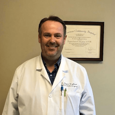 Dr. Bryan Berghout
