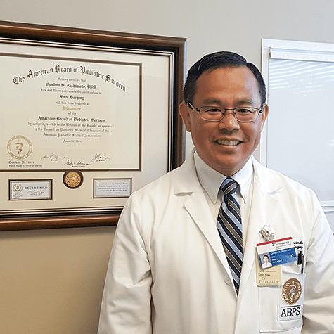 Dr. Gordon Nishimoto